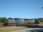 CSX 4740,CSX 318